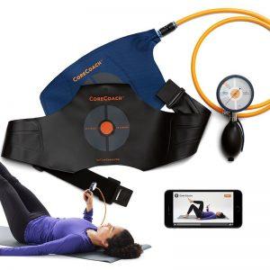 NUEVO Biofeedback Stabilizer de columna Core-Coach®
